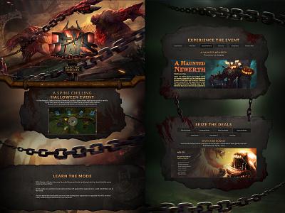 Devo Wars Website hon gaming front-end development responsive devo web design