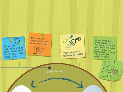 Little Notes illustration notes signage