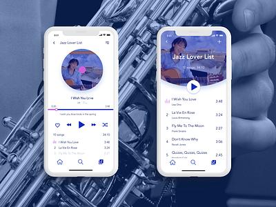 Daily UI Challenge #009 -- Music Player app design music player ui music player music app daily ui 009 dailyui009 daily ui challenge design daily ui ui dailyui