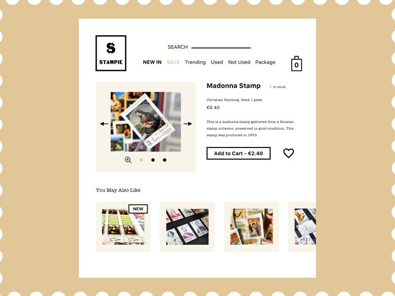 Daily UI #012 — Single Product single product daily ui 012 dailyui012 website design website ui daily ui challenge daily ui dailyui