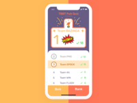 Daily UI Challenge #019 -- Leaderboard
