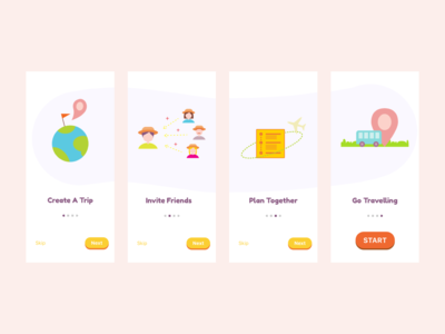 Daily UI Challenge #023 -- Onboarding