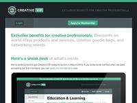Creative VIP