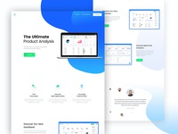 Neo - Digital Product Home Page