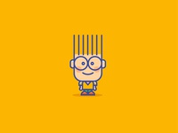 Character Design of a Geek