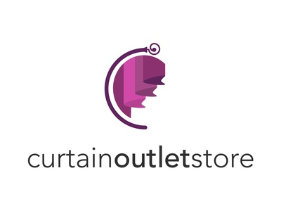 Curtain Outlet Store Logo