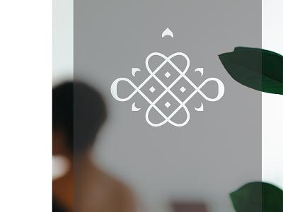 Endless Knot Icon branding icon design logo design