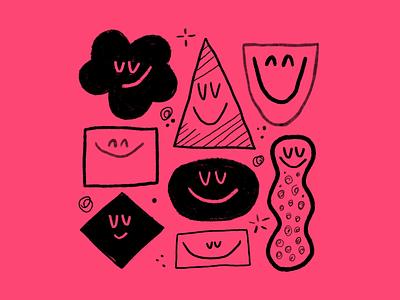 Taiji Blog Illustrations illo brand diversity socialmedia branding procreate spotillustration illustration