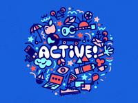 Active!