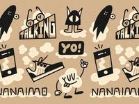 Talking Nanaimo Yo!