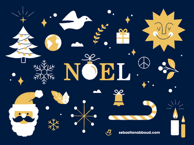 ✨🎅✨ christmas design drawing xmas card noel xmas character vector illustration