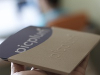 Picplum Package with Emboss