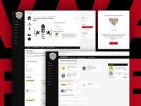 VAPE TRUNK E-commerce Store