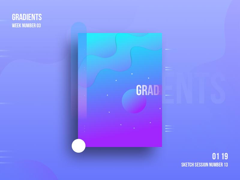 Gradients design abstract blue turquoise violet vacuum design vacuumlabs gradients colors worksheet sketch poster graphic