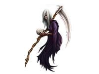 Reaper Dribbble