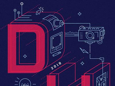 Design Week Branding