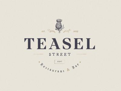Teasel Street Logo