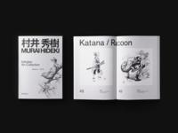 Murai Hideki Inktober Art Collection