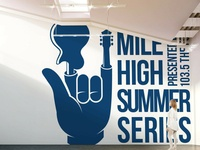 Mile High Summer Concert Series
