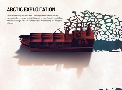 Arctic exploitation