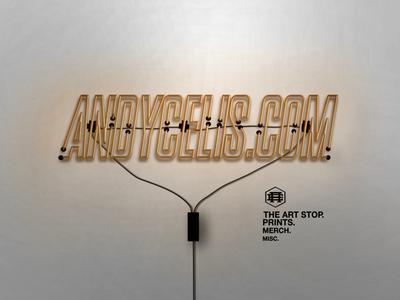 The Art Stop. Andycelis.com