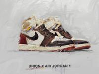Union X Air Jordan 1