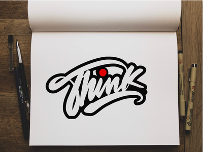 Think. Client Logotype Design