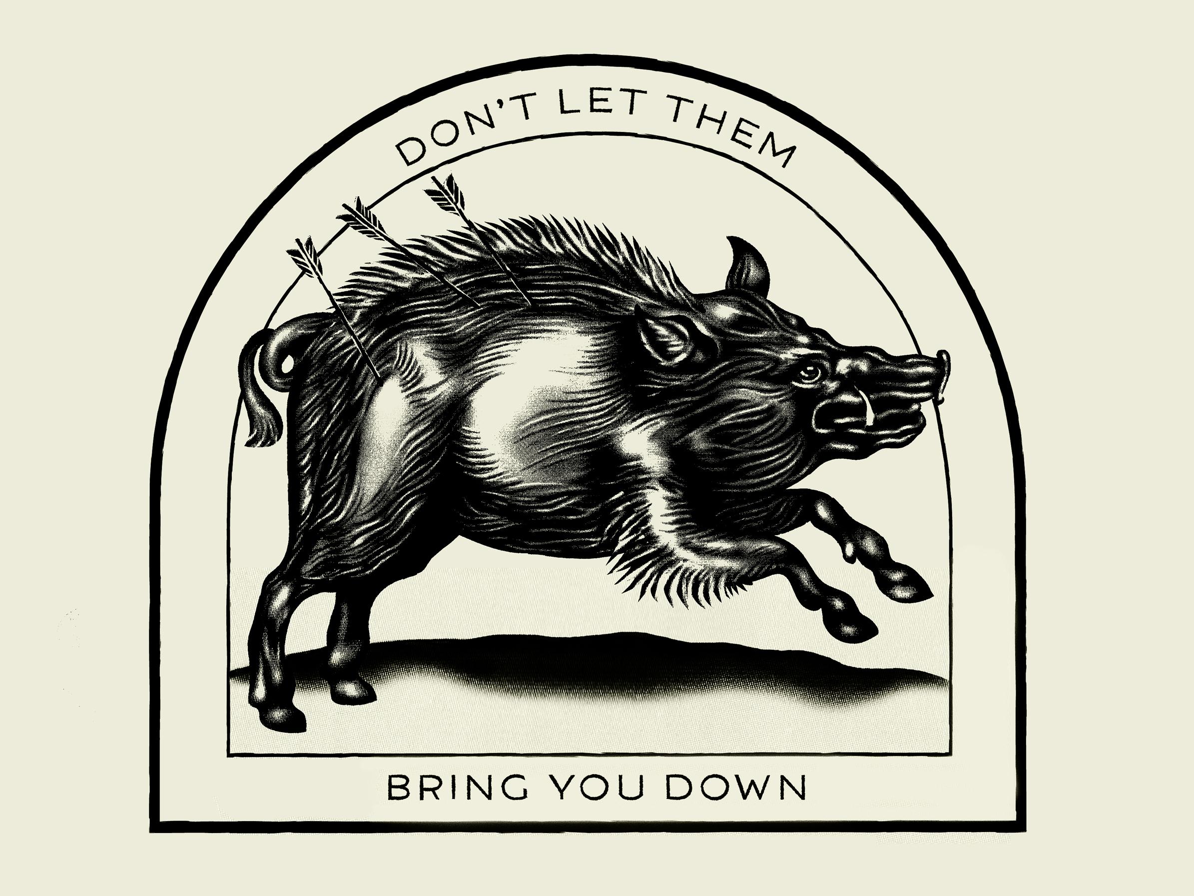 Dont let them dribbble