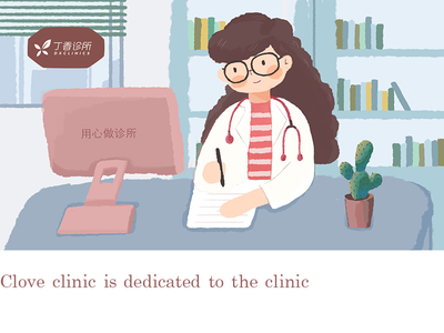 practice clinic doctor illustratin