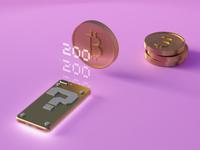 Concept art for crypto Mario