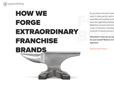 Gcgmarketing Franchise Landing Page