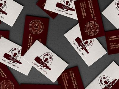 Liquorhound Business Cards
