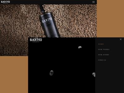 Black Eyed Distilling Co Website