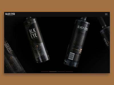 Black Eyed Distilling Website 2