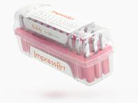 Impressart Case Packaging