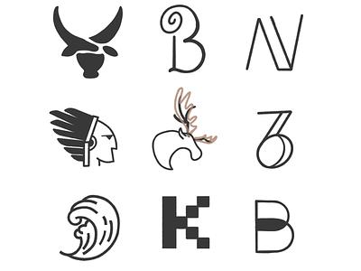 Random illustrations. logo design graphic design lettering artdirection logodesigner logodesign graphicdesign illustration