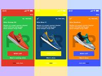 App shoes