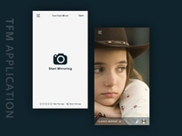 TFM Mobile application | UI
