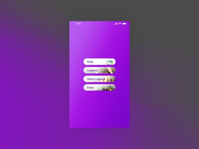 Puzzle app category online app colorful job app animation game iphone clean popular categories app ux illustration ui mobile minimalist layout company graphicdesign design