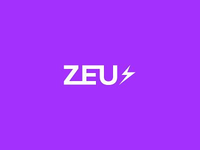 Zeus zeus popular icon branding logodesign vector minimalist logo company illustration graphicdesign design