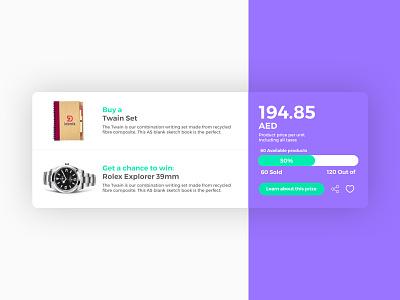 User interface | Online store electronic popular world store web banner banner ui web layout desktop company illustration graphicdesign design