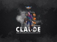 Claude The Marksman | Mobile Legends Bang - Bang