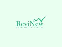 ReviNew | Logo Design