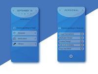Todolist-App Design