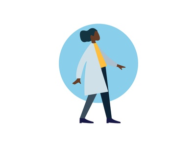 The Female Doctor illustration
