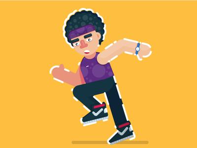 Boy illustration3