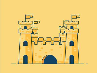 Castel illustration