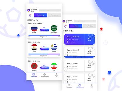 World Cup app app