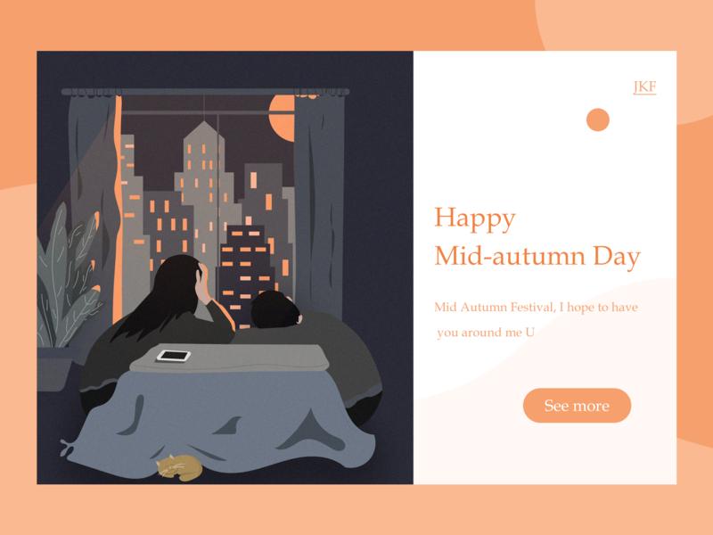 Mid-Autumn Festival love 练习