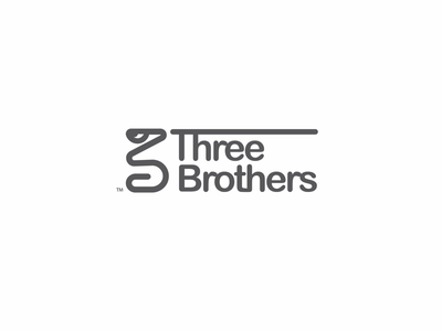 3 brothers logo logo icon inspiration